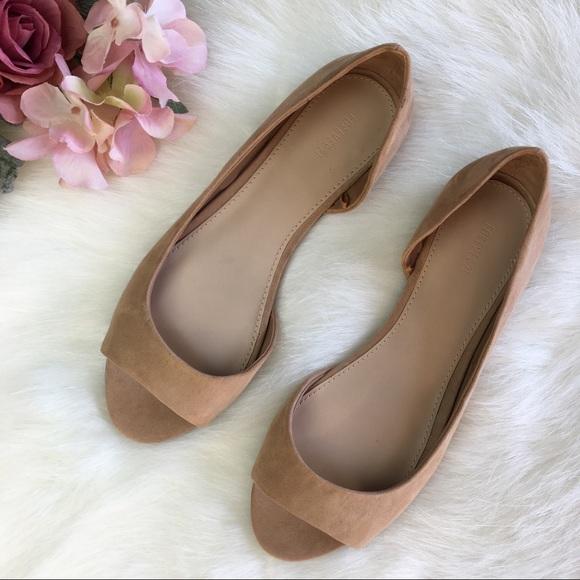 Forever 2 Womens Open Toe Flats | Poshmark